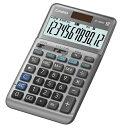 CASIO JF-200RC-N ジャストタイプ 税計算合計機能 軽減税率電卓 12桁