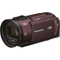 パナソニックHC-WX2M-T_デジタル4Kビデオカメラ_64GB