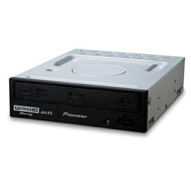 パイオニア BDR-212JBK UHDBD再生対応 M-DISC対応 BD/DVD/CDライター