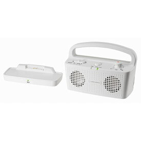 【長期保証付】オーディオテクニカ AT-SP767XTV-WH(ホワイト) SOUND ASSIST デジタルワイヤレススピーカーシステム