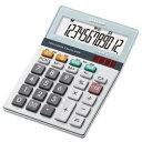 シャープ EL-M712K-X 卓上電卓 12桁