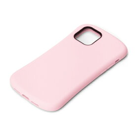 PGA PG-20GSC05PK(ベビーピンク) iPhone12/12Pro用 シリコンタフケース