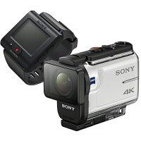 ソニーFDR-X3000Rデジタル4Kビデオカメラレコーダーライブビューリモコンキットアクションカム