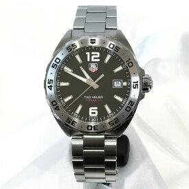 【中古】TAGHeuer (タグホイヤー) WAZ1112.BA0875 フォーミュラ1 F1 ブラック SS ステンレス クォーツ 腕時計 【USED-A】