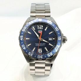 【中古】TAGHeuer (タグホイヤー) WAZ1010.BA0842 フォーミュラ1 F1 ブルー オレンジ SS ステンレス クォーツ 腕時計 【USED-SA】