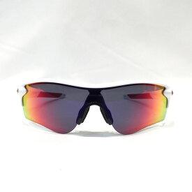 【中古】 OAKLEY (オークリー) 009209-10 レーダーロックパス サングラス 眼鏡 ゴルフ 野球 サイクリング 【USED-SS】