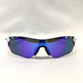 【中古】 OAKLEY (オークリー) 009209-01 レーダーロックエッジ サングラス 眼鏡 ゴルフ 野球 サイクリング 女性用 【USED-SS】