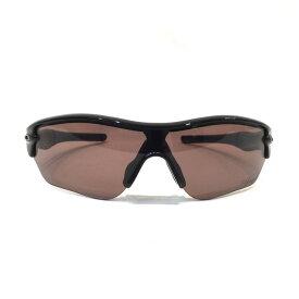 【中古】 OAKLEY (オークリー) 009184-04 レーダーエッジ サングラス 眼鏡 ゴルフ 野球 サイクリング 【USED-SS】