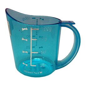 フード計量器(フード計量カップ)-blue
