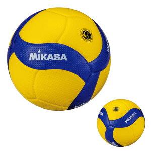 ミカサ 小学生バレーボール 検定球4号軽量 mikasa 検定球 V400W-L ★5500