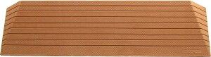 シンエイテクノ ダイヤスロープ 100cm幅 DS100-25、100-25 [段差解消 スロープ バリアフリー 介護]