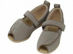徳武産業 【あゆみシューズ】両足販売オープンマジック2 3E 1015Mグレー・ピンク・ブラウン・ブラック・ミントグリーンS・M・L・LL・3L・4L・5L[介護 ケア サポート シューズ 靴 歩行 サポート