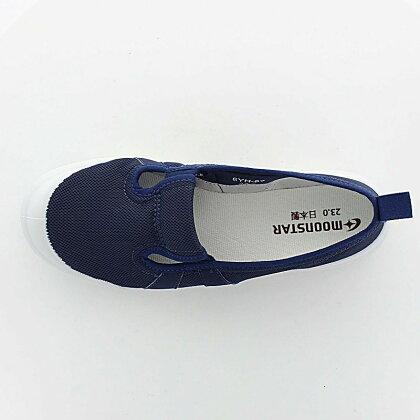 ムーンスター MS大人の上履き01ラベンダー・ベージュ・ネイビー・ホワイト21.0・22.0・23.0・24.0・25.0・26.0・27.0・28.0 [介護 ケア サポート 介護用品 通販 室内 ]