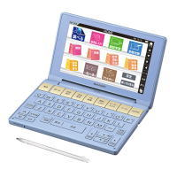 【送料無料】SHARP シャープ カラー電子辞書 高校生向け 5.5型大画面液晶搭載 Brain ブレーン PW-SH3(A-ブルー) PWSH3-A