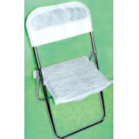 イベント用品 パイプイスカバー 背部分&座部分50セット Lサイズ 折り畳み椅子用