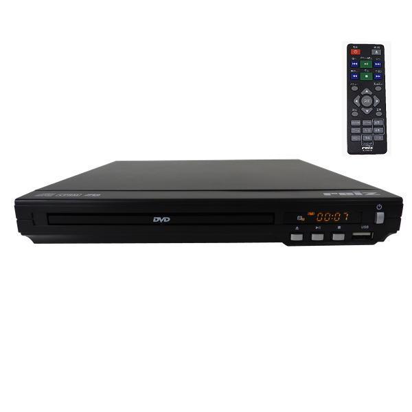 【あす楽対応_関東】【在庫あり送料無料】ダイニチ電子株式会社 VRモード CPRM対応 リージョンフリー 再生専用 リモコン付 据え置き型DVDプレーヤー RV-SW100 RVSW100【AC】