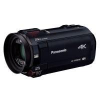 【送料無料】PANASONIC パナソニック デジタル4Kビデオカメラ 高画質4K ワイヤレスワイプ撮り 64GB内蔵メモリー HC-VX985M(K-ブラック) HCVX985M-K
