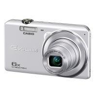 【送料無料】CASIO カシオ デジタルカメラ スリムなボディにプレミアムオートを搭載 有効画素数1610万 光学ズーム6倍 EXILIM エクシリム EX-ZS29(SR-シルバー) EXZS29-SR