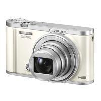 【送料無料】CASIO カシオ デジタルカメラ 美肌効果と高画質を両立 有効画素数1210万 光学ズーム12倍 EXILIM エクシリム EX-ZR3200(WE-ホワイト) EXZR3200-WE
