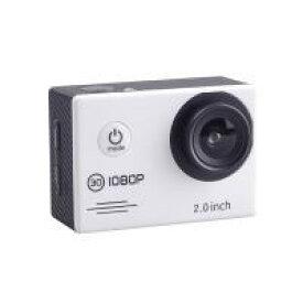 【あす楽対応_関東】【在庫あり送料無料】SAC 30m防水対応 アクションカメラ(ウェアラブルカメラ)AC-200WH(ホワイト)AC200WH
