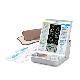 【送料無料】OMRON オムロン 「こり」と「痛み」の症状別治療が可能な電気治療器 大型温熱サポーター付き 電気治療器 HV-F5200 HVF5200