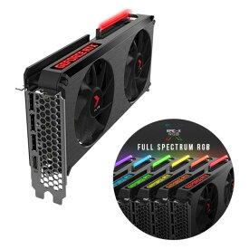 【在庫あり送料無料】PNY ピーエヌワイ ゲーマー向けPNYブランド RTX3060 12GB デュアルファン XLR8 RGB搭載グラフィックスカード VCG306012DFXPPB【NE直】