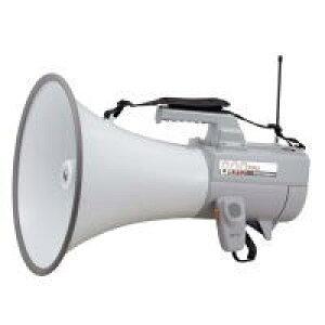 TOA トーア メガホン 拡声器 ワイヤレス ホイッスル音付 定格出力30W ワイヤレスメガホン ER-2830W ER2830W