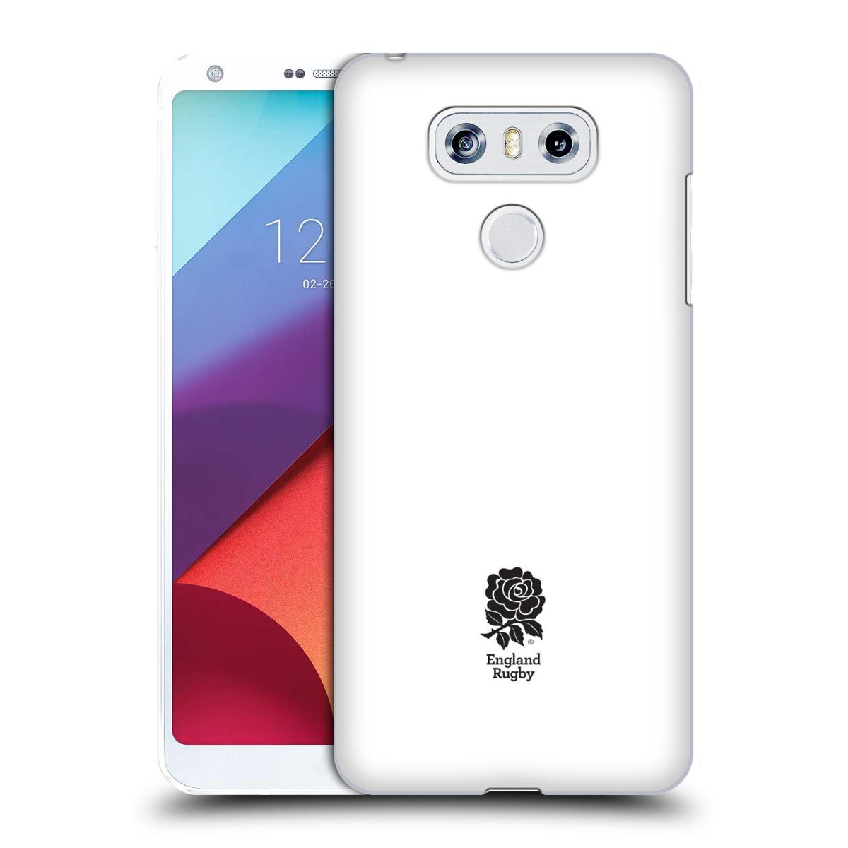 送料無料 オフィシャル ENGLAND RUGBY UNION 2017/18 STRIPE BADGE ハードバックケース LG 電話 1【楽天海外直送】