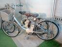 【訳あり】【リチウム】【激安】【26インチ】【自転車】【中古自転車】【中古】【電動アシスト自転車】【電動自転車】…