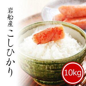 米 10kg コシヒカリ 岩船産 お米 送料無料 5kg x2袋 新潟県産 こしひかり 令和2年産