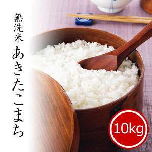 米 10kg 無洗米あきたこまち お米 送料無料 5kg x2袋 秋田県産 令和2年産
