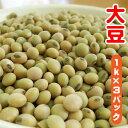 大袖振大豆 3kg(1kg×3袋) 令和元年産 国産 北海道産 業務用 本州-四国は送料無料