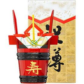 長者盛 角樽 1800ml 新潟銘醸 日本酒 お祝い 御祝 贈り物 お歳暮 御歳暮 お正月 年末年始 結婚 結納 めでたいお祝いのお酒