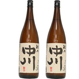 日本酒 ギフト プレゼント越乃中川 1.8L日本酒 2本 セット