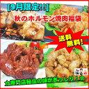 【送料無料】9月限定!専門店秘伝の味がぎっしり!秋のホルモン焼肉福袋!