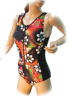 A sale! Product made in big size Japan with the fastening in front rehabilitation swimsuit rheumatic pat that I see design swimsuit 13 .15 swimming water walking swimsuit universal fashion fashion style with fastener very well