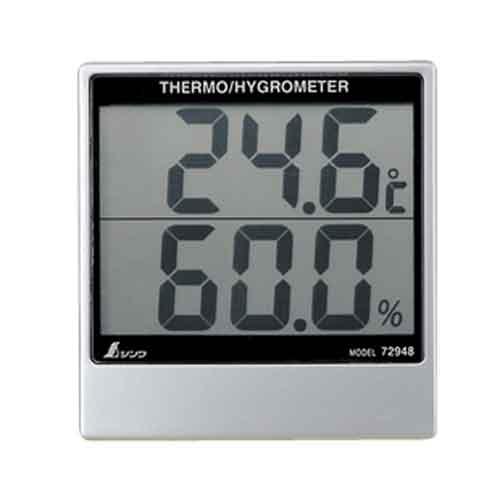シンワ測定 デジタル温湿度計A 72948 2922819【smtb-s】