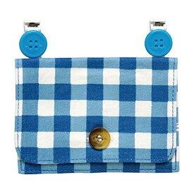 ソニック ファッションポケット ブルー(SK-1830-B)「単位:コ」