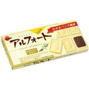 ブルボン アルフォートミニチョコレート バニラホワイト 12個【入数:10】