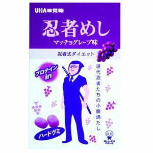 味覚糖 旨味シゲキックス忍者めし山ぶどう 20g【入数:10】【smtb-s】
