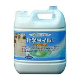 アサヒペン 環境にやさしい化学タイル床ワックス 4L【smtb-s】