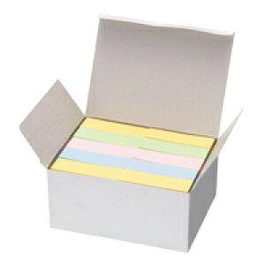 コクヨ 再生紙付箋50×15mm・4色100枚50冊 <iimo> (EM-MER5015X50)【smtb-s】