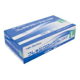 共和 ◆ミリオン プラスチック手袋 (LH-1000-L)【smtb-s】