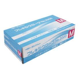 共和 ◆ミリオン プラスチック手袋 (LH-2000-M)【smtb-s】