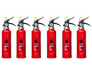 初田製作所 業務用消火器 蓄圧3型 ABC粉末 KLD-3 検定品