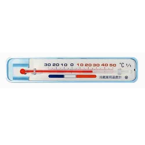 日本計量器工業 CRECER 冷蔵庫用温度計 NP-1 149597