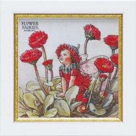 ユーパワー Flower Fairies フラワーフェアリーズ Gel加工 ミニアートフレーム ダブルデイジーフェアリー FF-02048【smtb-s】