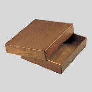 クラウン 木製トレー B4 胡桃材 (CR-TR4-WN)