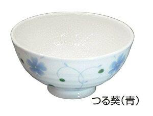 メープル おかるのキモチ 六兵衛茶碗 粒々 つる葵(青)【smtb-s】