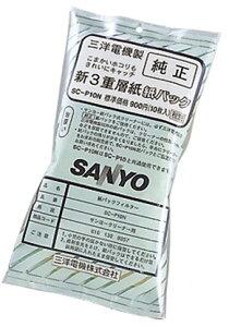 三洋電機 サンヨー 掃除機紙パック SC-P10N【smtb-s】